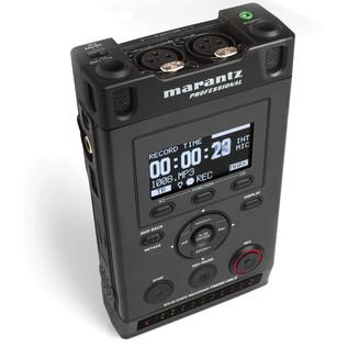 Marantz PMD661MK2 Handheld 24-bit SD Card Recorder