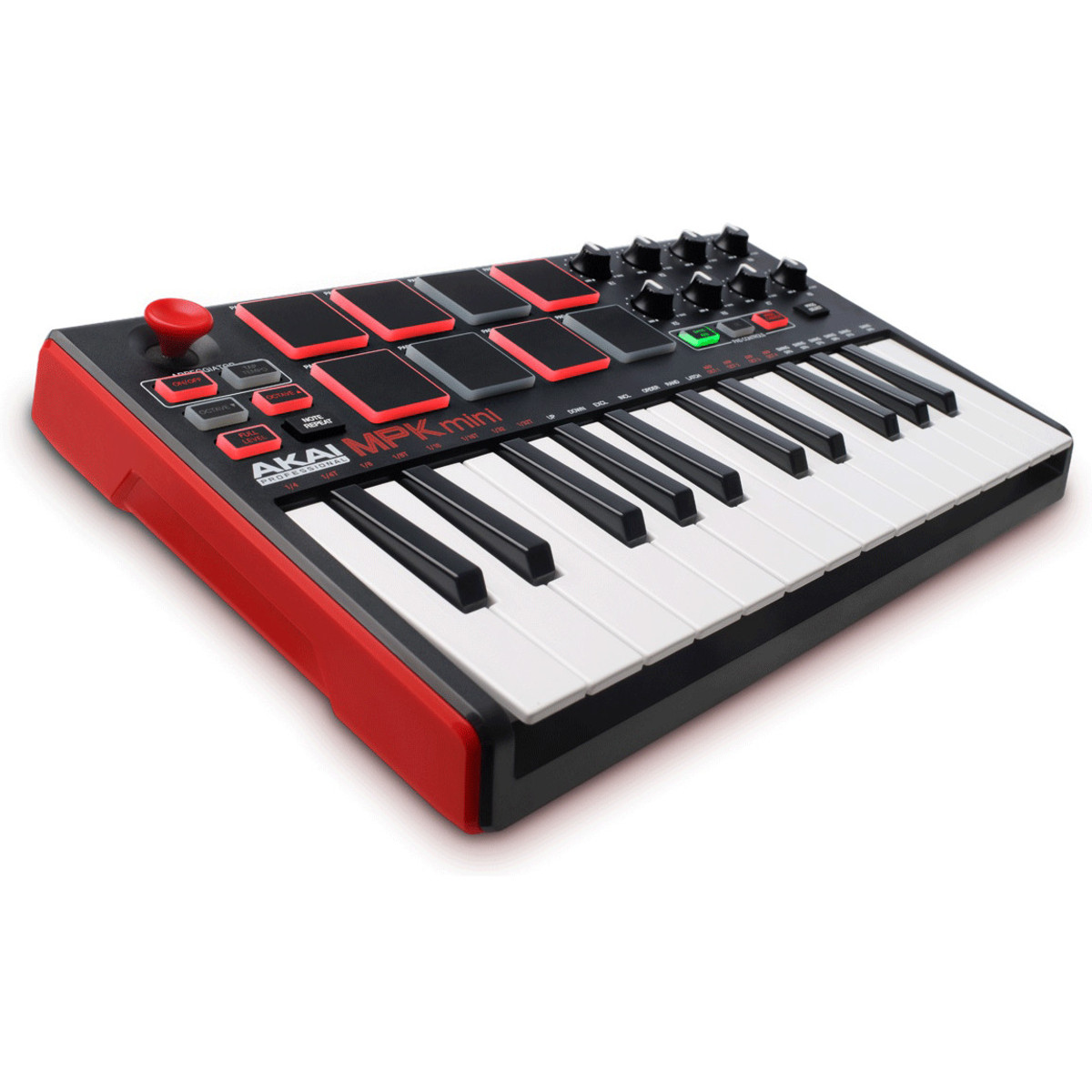Image of Akai MPK Mini MK 2 Laptop Production Keyboard