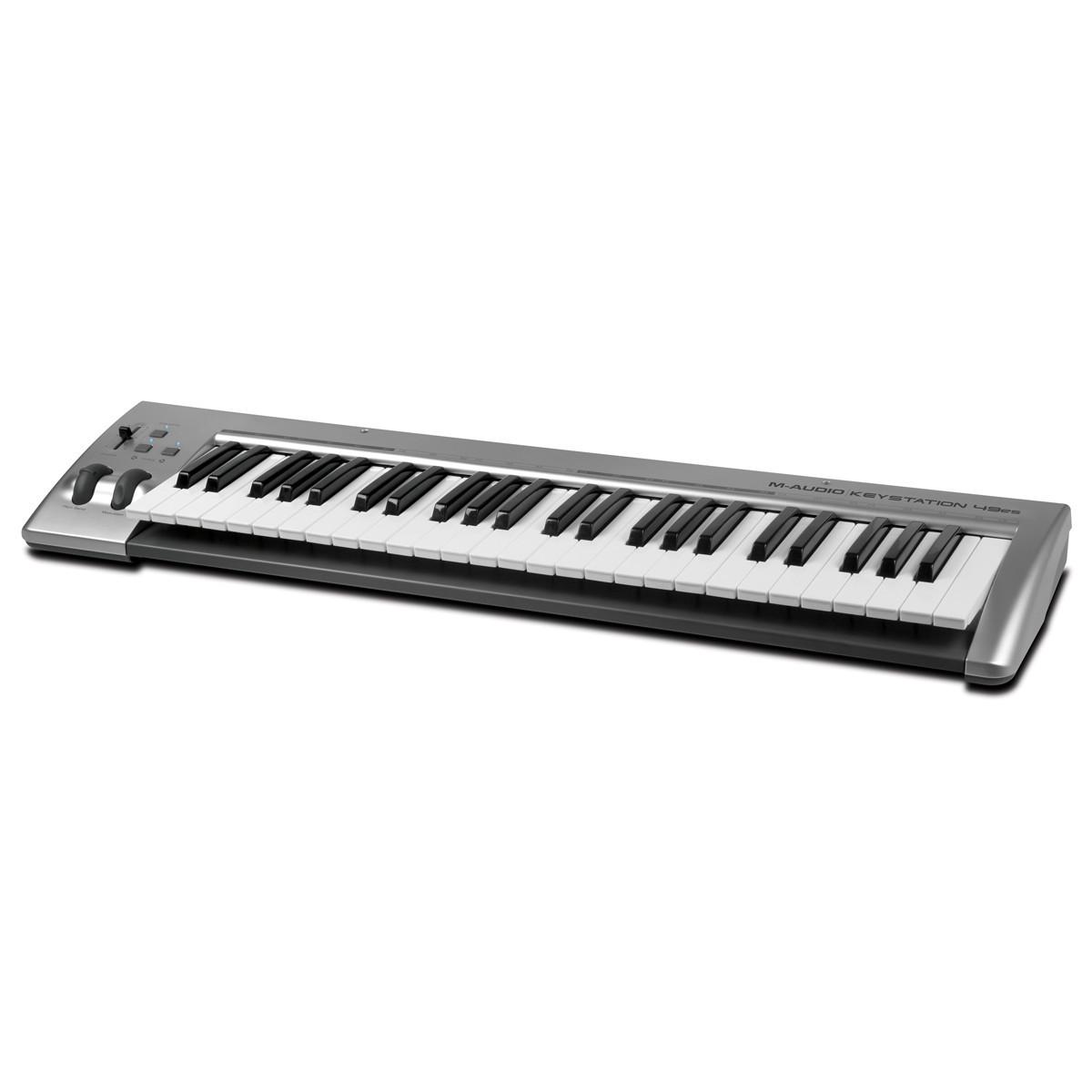 M-Audio Keystation 49es MKII USB MIDI Keyboard