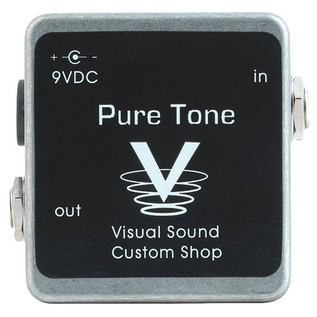 Visual Sound Pure Tone Buffer, Custom Shop Unit