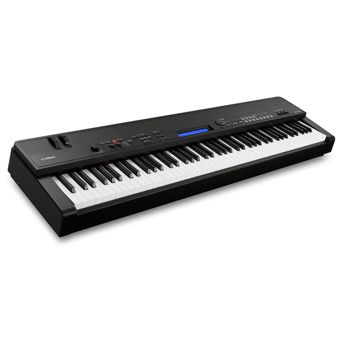 Yamaha cp40 piano de sc ne avec housse et stand en z for Housse clavier yamaha