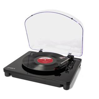 ION Classic LP USB Turntable, Black