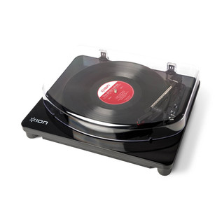 ION Classic LP USB Turntable, Black 3