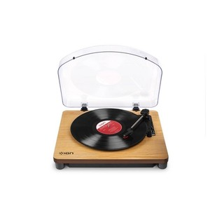 ION Classic LP USB Turntable, Wood 2