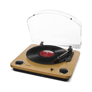 ION Max LP USB Turntable with Integrated Speakers  3
