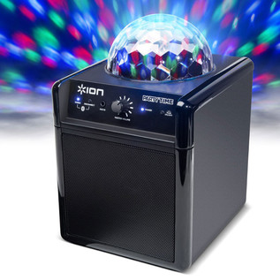 ION Party Time Speaker with Integrated LED Light Display 2