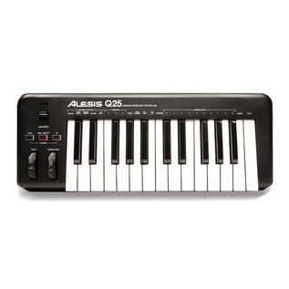 Alesis Q25, 25 Key USB/MIDI Keyboard