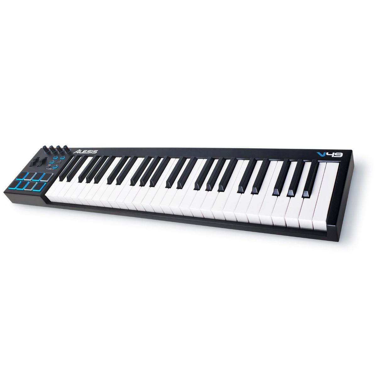 Image of Alesis V49 MIDI Keyboard Controller