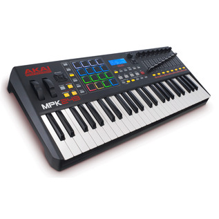 Akai MPK249 MIDI Controller Keyboard with FREE Bag