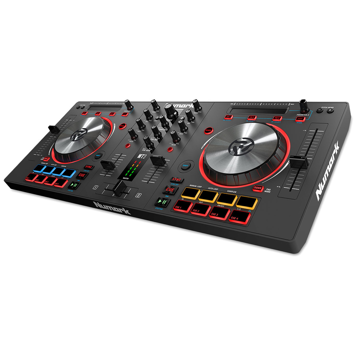 numark mixtrack iii dj controller at. Black Bedroom Furniture Sets. Home Design Ideas