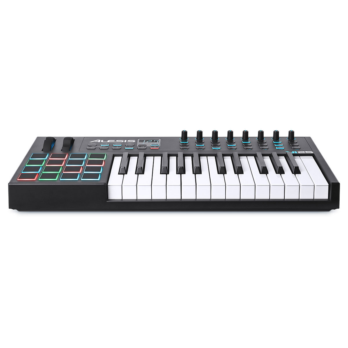 alesis vi25 midi keyboard controller nearly new at. Black Bedroom Furniture Sets. Home Design Ideas