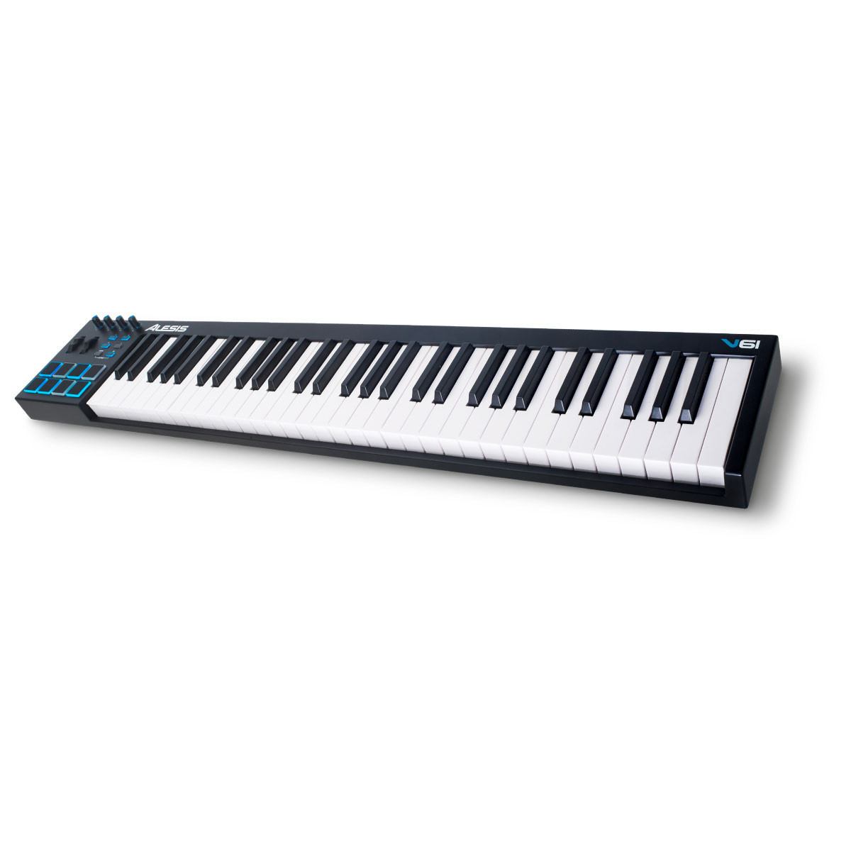 alesis v61 midi keyboard controller at. Black Bedroom Furniture Sets. Home Design Ideas