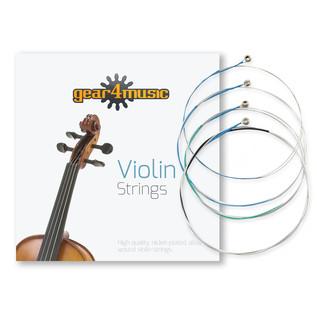 Deluxe 1/4 Violin, Antique