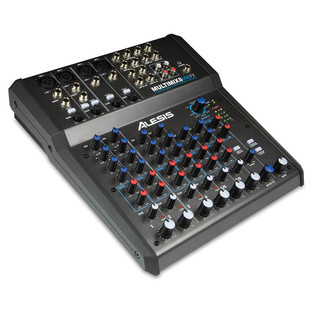 Alesis MultiMix 8 USB FX 8-Channel Mixer with FX