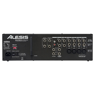 Alesis MultiMix 10 Channel Wireless Mixer