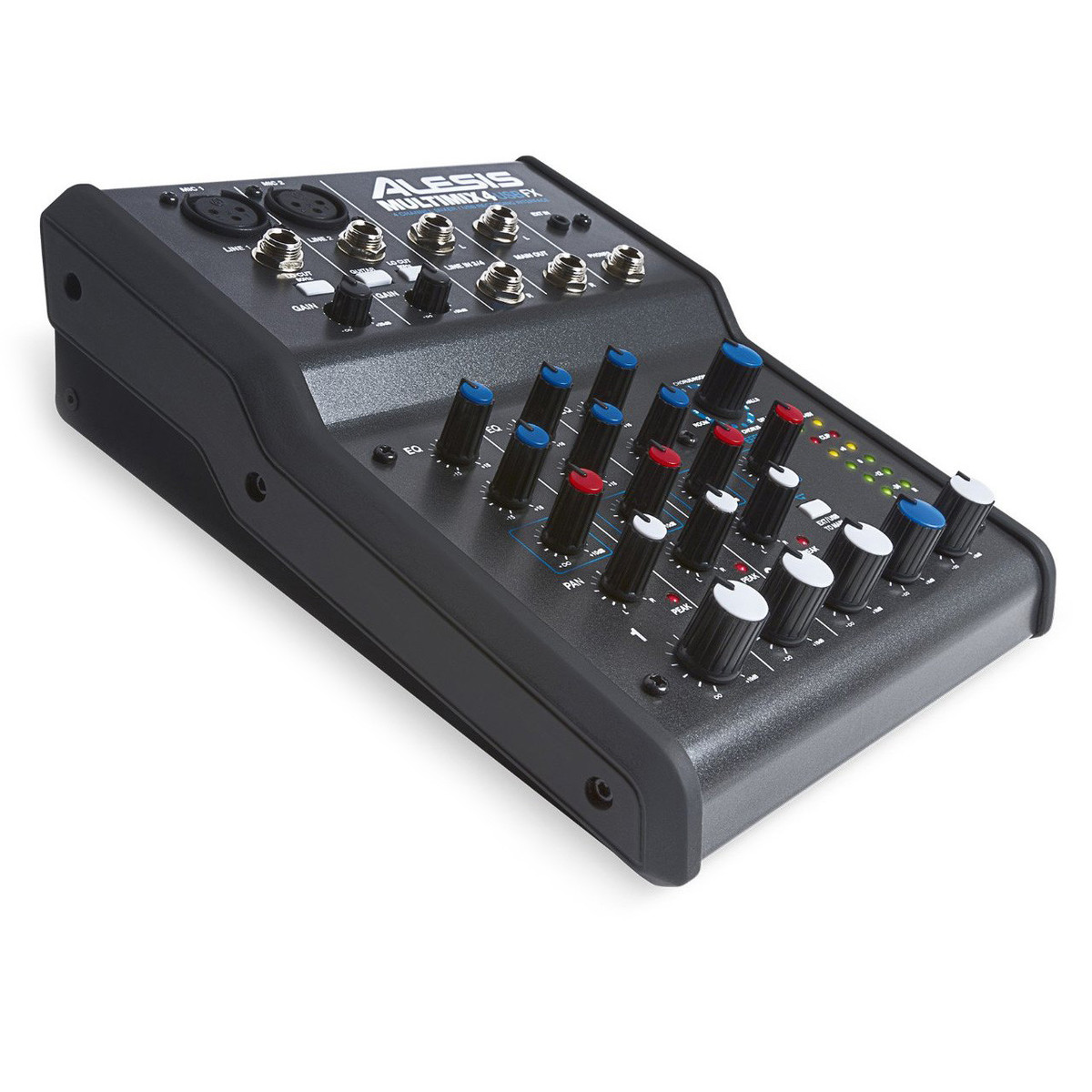Alesis MultiMix 4 USB Mixer With FX At Gear4music