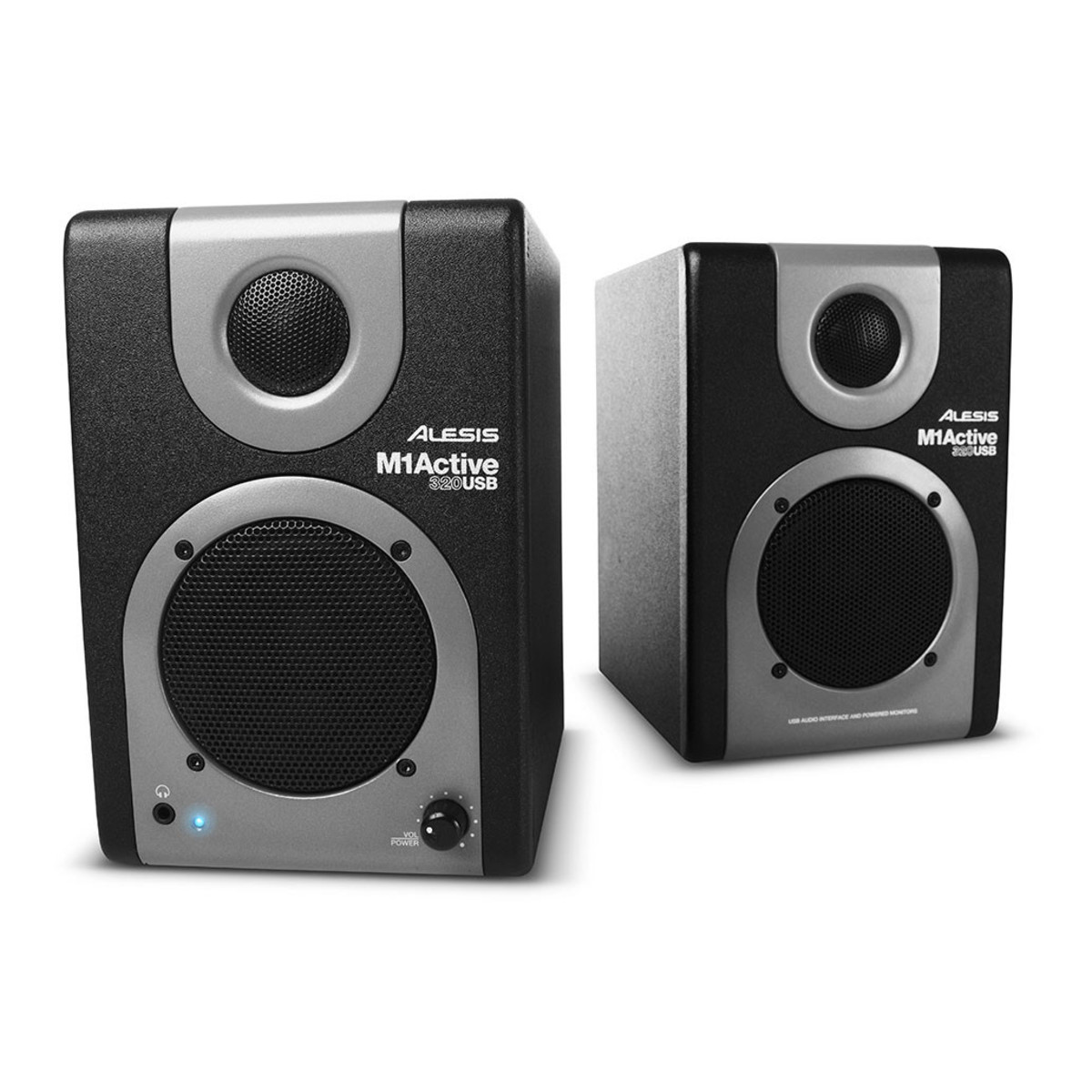 Image of Alesis M1 Active 320 USB Studio Monitors