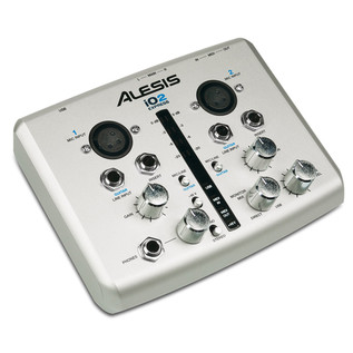 Alesis iO2 Express 24-bit USB Audio Interface