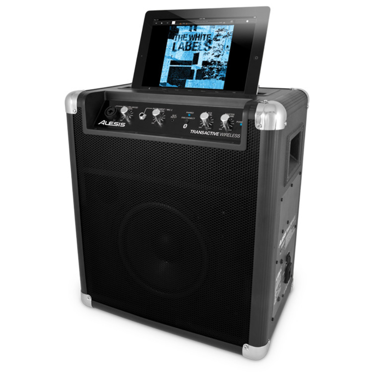 alesis transactive wireless portable active pa speaker system at. Black Bedroom Furniture Sets. Home Design Ideas