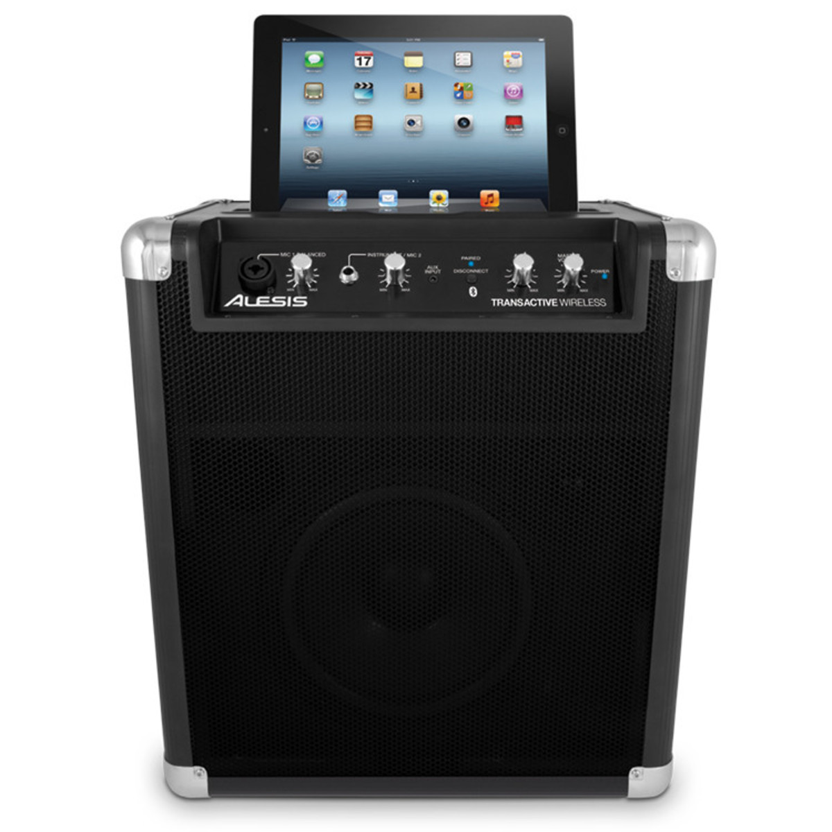Alesis Transactive Wireless Portable Active Pa Speaker