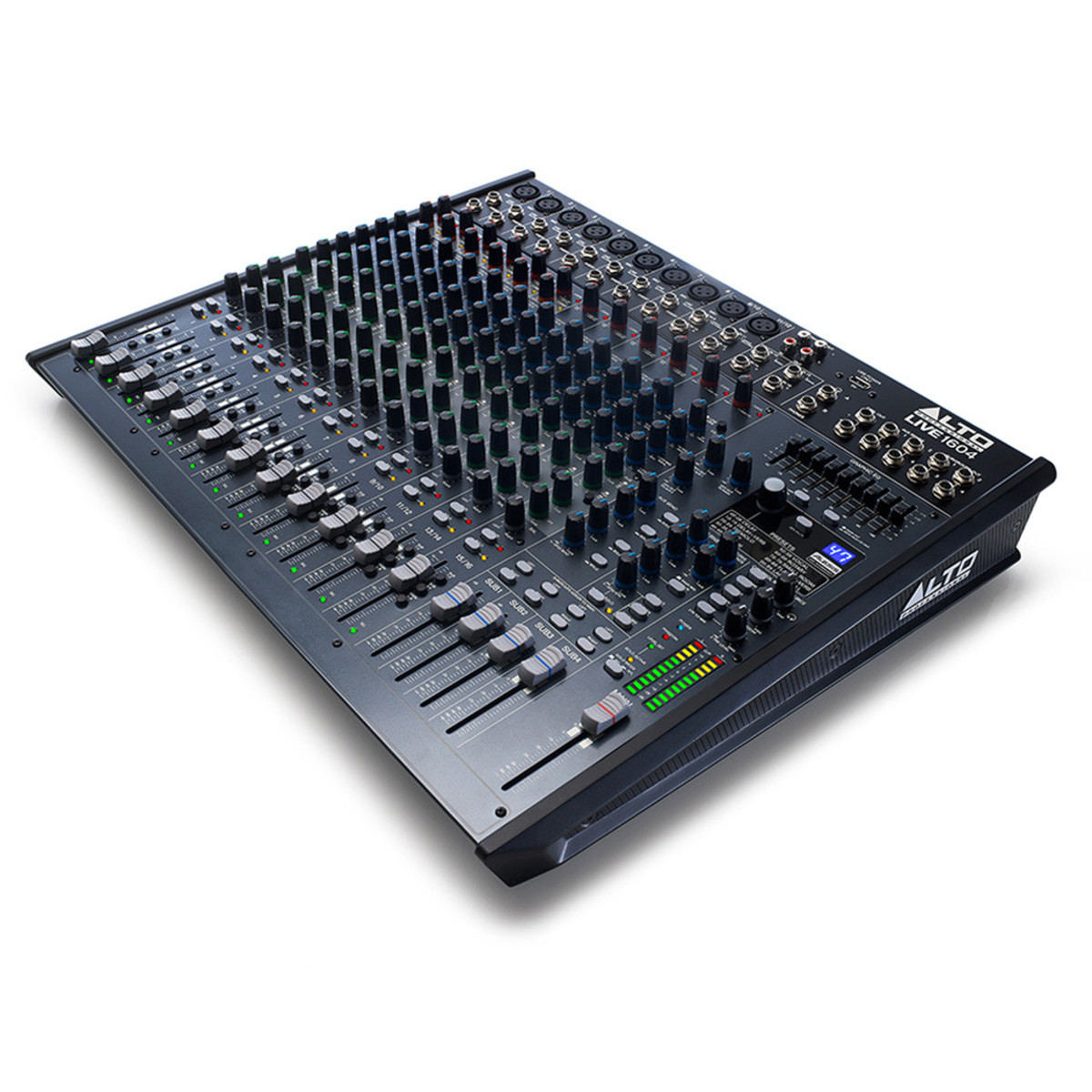 Image of Alto Live 1604 16 Channel USB Mixer with DSP