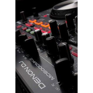 Denon MC6000MK2 Professional 4 Channel DJ Controller