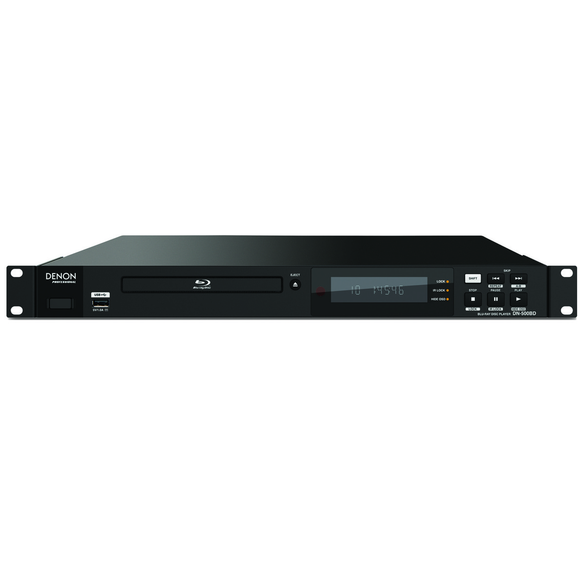 denon dn 500bd rackmount blu ray player at. Black Bedroom Furniture Sets. Home Design Ideas