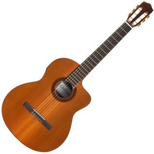 Cordoba Iberia C5-CE Classical Electro-Acoustic Guitar, Natural