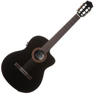 Cordoba Iberia C5-CEBK Classical Electro-Acoustic Guitar, Jet Black