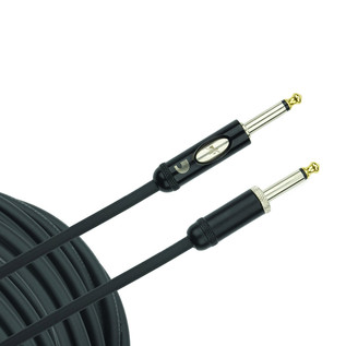 D'Addario American Stage Kill Switch Instrument Cable, 20 ft