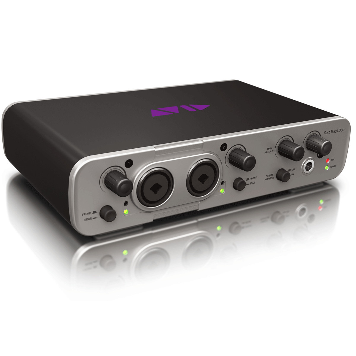 disc avid pro tools 12 2 with free fast track duo audio interface at. Black Bedroom Furniture Sets. Home Design Ideas