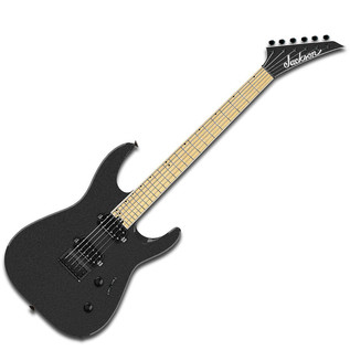 Jackson Dinky DK2 Electric Guitar, Metallic Black