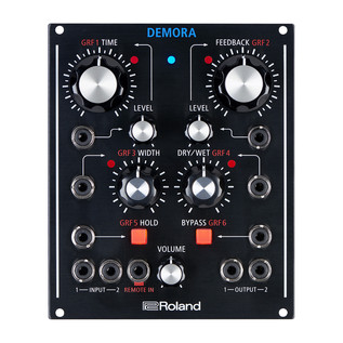 Roland Demora Modular Delay, Table-Top and Eurorack Module