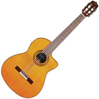 Cordoba Fusion 12 Natural Cedar Classical Electro Acoustic Guitar