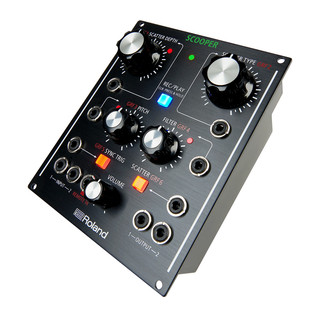 Roland Scooper Modular Scatter, Table-Top and Eurorack Module