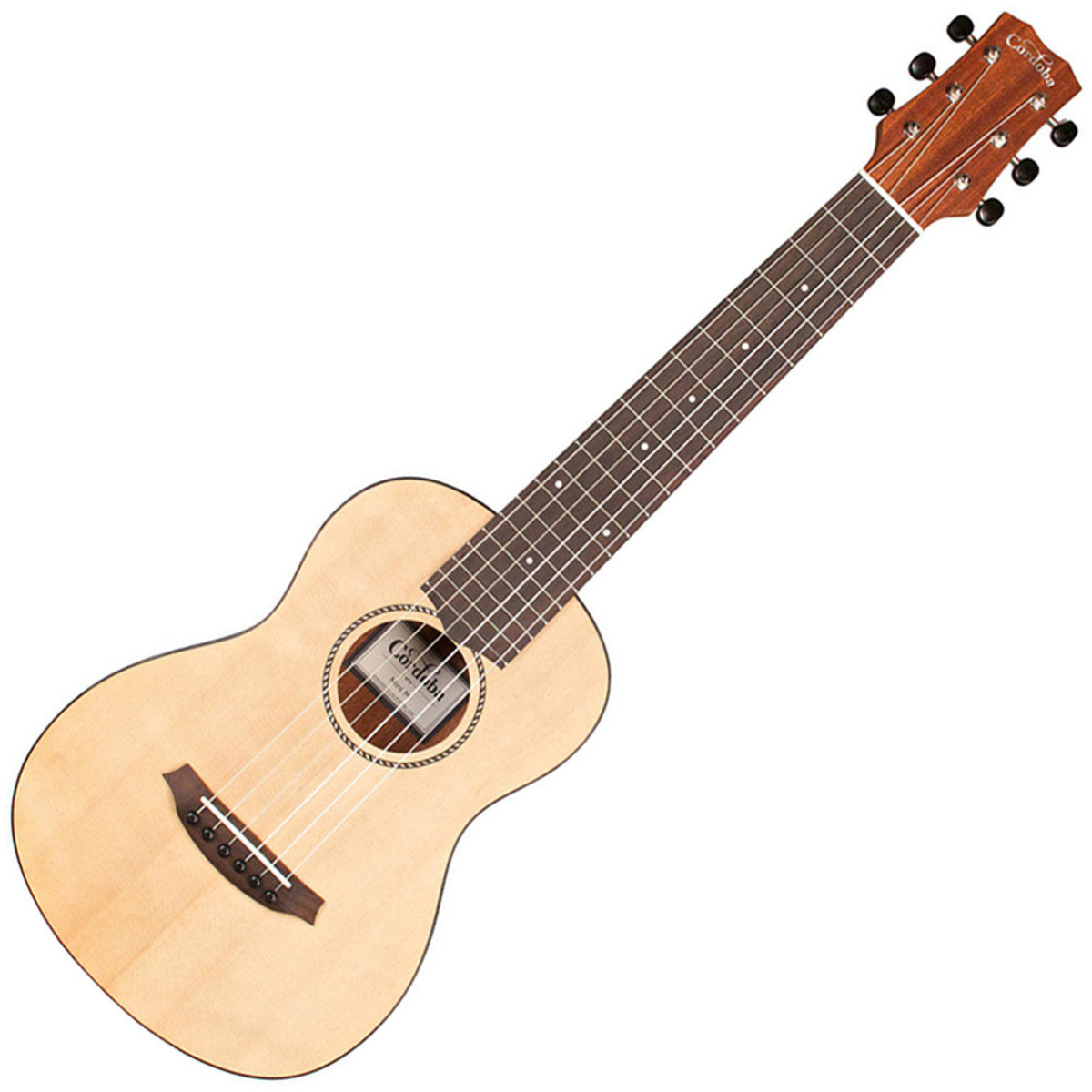 Image of Cordoba Mini M Acoustic Travel Guitar Spruce Top