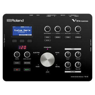 Roland TD-25KV V-Drums Electronic Drum Kit