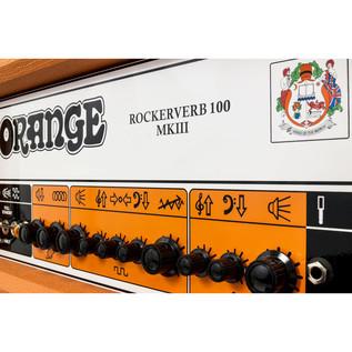 Orange Rockerverb MKIII 100W Twin Channel Guitar Amp Head