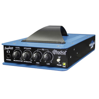 Radial Headload Prodigy Combination Load Box and DI