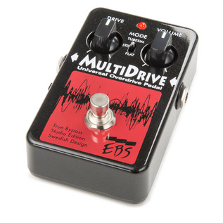 EBS Black Label MultiDrive Studio Edition Bass Overdrive Pedal