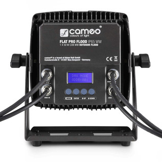 Cameo Flat Pro IP65 Outdoor Flood Light with 50w Cob LED