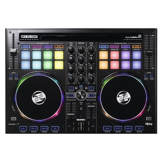 Reloop Beatpad 2 Cross Platform DJ Controller for iOS, Mac and PC