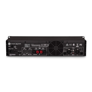 Crown XLS-2002 DriveCore 2 650W Stereo Power Amplifier Rear