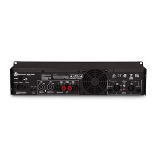 Crown XLS-1002 DriveCore 2 350W Stereo Power Amplifier Rear