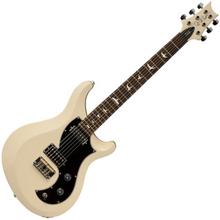PRS S2 Vela Electric Guitar, Antique White with Bird Inlays