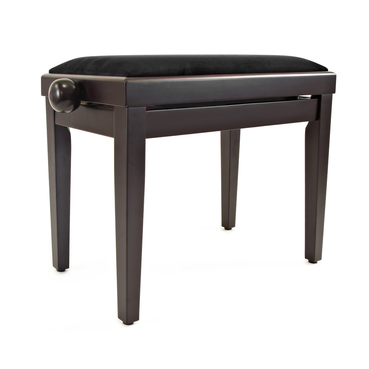 tabouret de piano r glable par gear4music palissandre ex d mo. Black Bedroom Furniture Sets. Home Design Ideas
