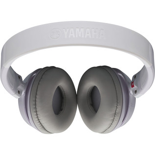 Yamaha HPH-50 Headphones, White