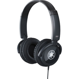 Yamaha HPH-100 Headphones, Black