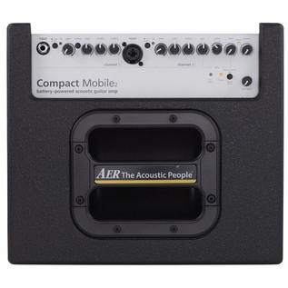 AER Compact Mobile II Acoustic Guitar Amp