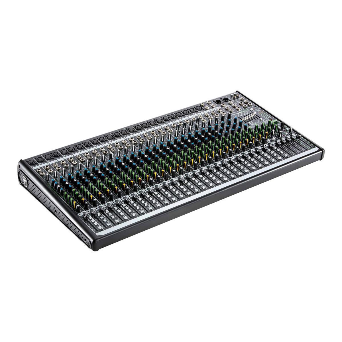 Table de mixage mackie profx30v2 effets professionnels de 30 canaux - Table de mixage professionnel ...